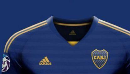 Boca camiseta Adidas