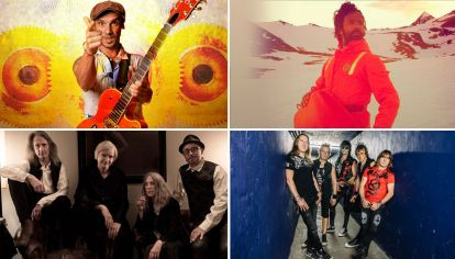 Los Shows musicales recomendados en el mes de noviembre