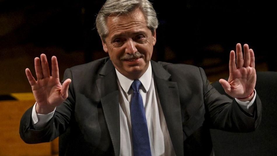 Alberto Fernández mexico afp