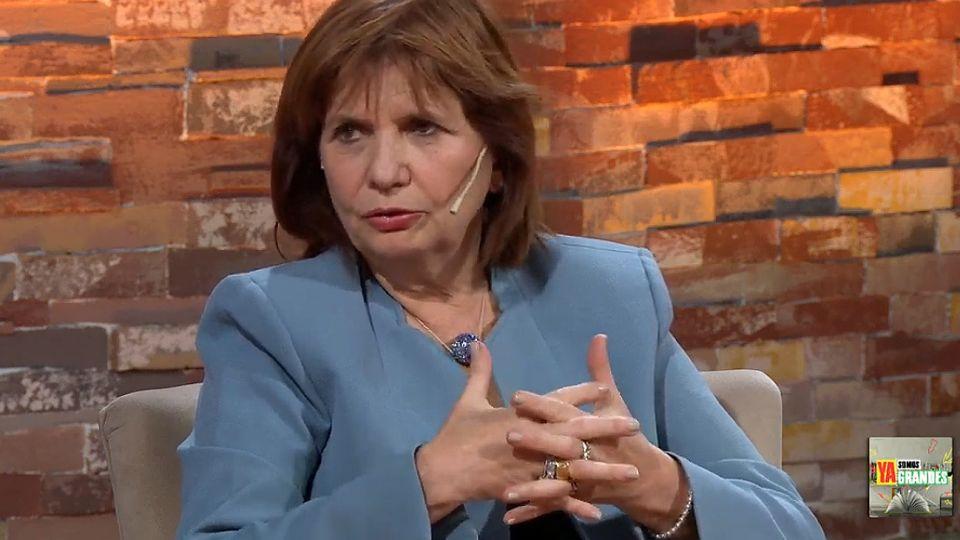 Patricia Bullrich en
