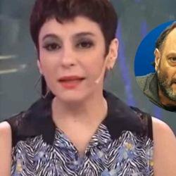 Carolina Papaleo y Baby Etchecopar