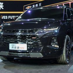 Chevrolet Blazer XL