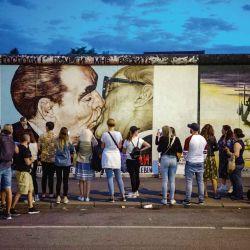 Muro de Berlín | Foto:cedoc