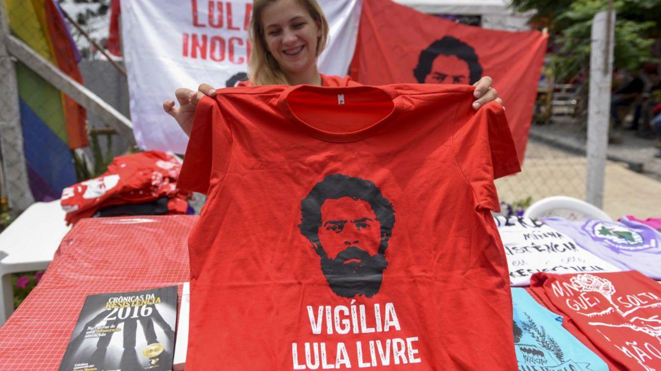 Lula es uno de los expresidentes que dice ser víctima del Lawfare.