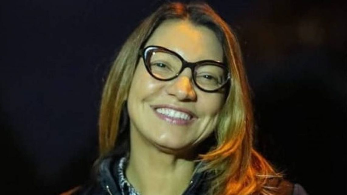 Janja, la novia de Lula da Silva. | Foto:Cedoc.