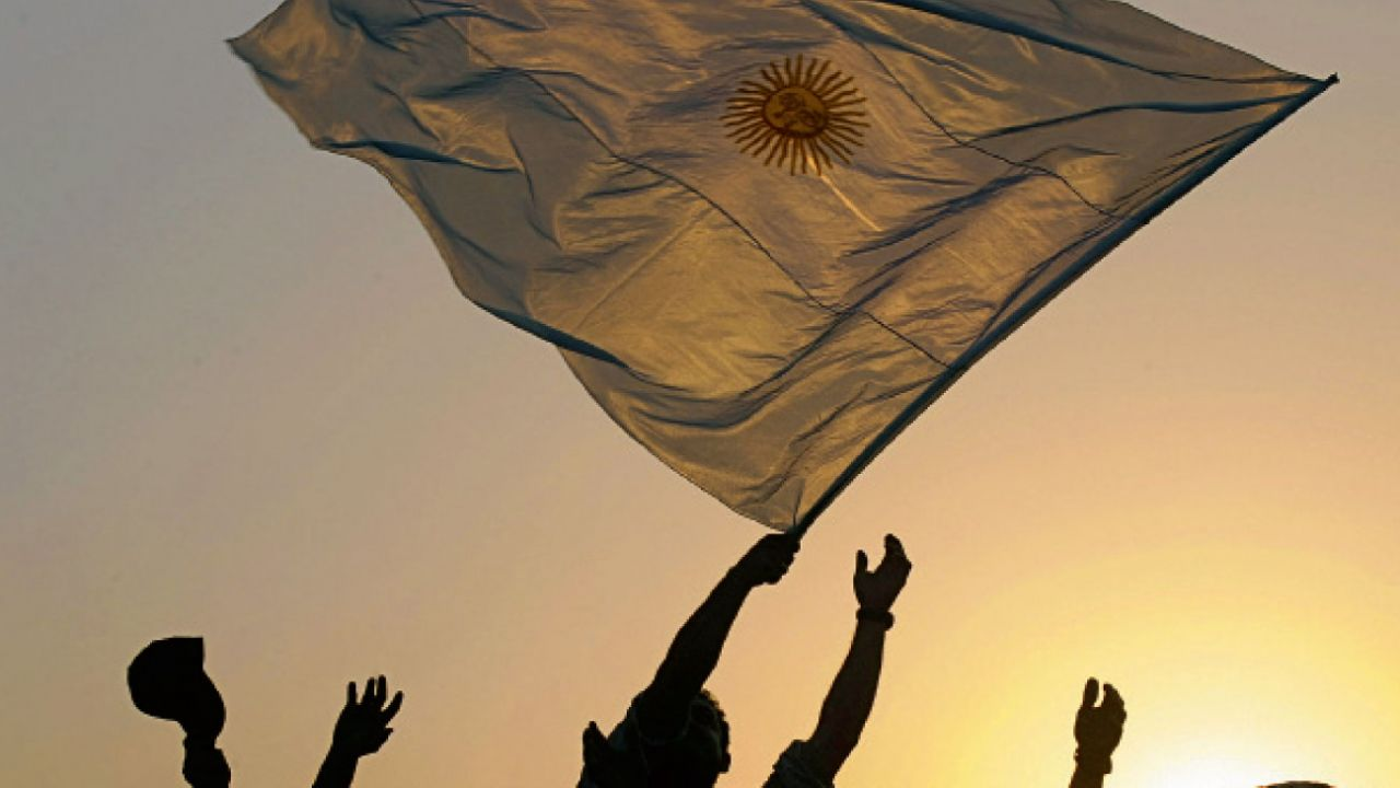 Argentina | Foto:Cedoc