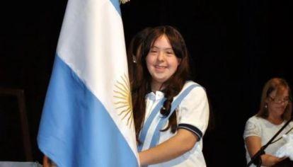 Florencia es candidata a segunda concejal por el Frente Independiente por San Luis.