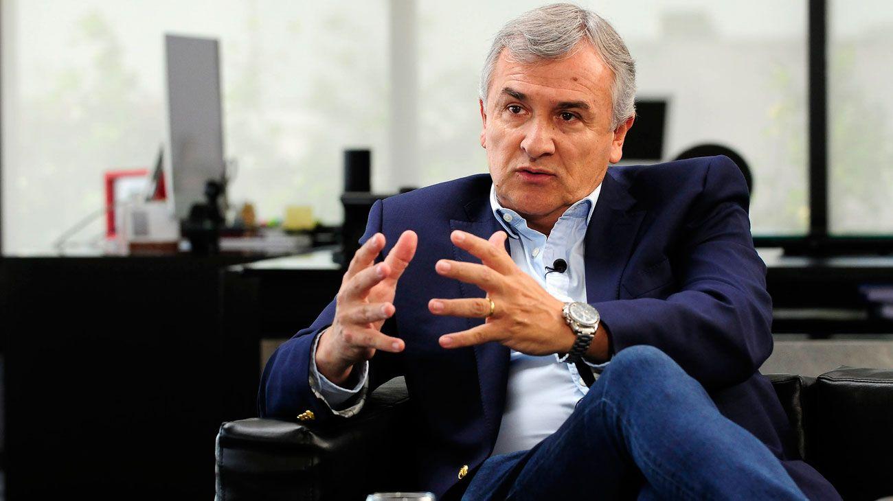 """TERCERA VIA. """"Siempre compartí la mirada económica de Roberto Lavagna""""."""