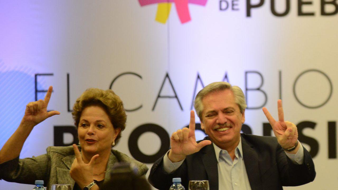 """Alberto Fernández, en el Grupo de Puebla: """"Cumplí Lula, gané en Argentina"""""""