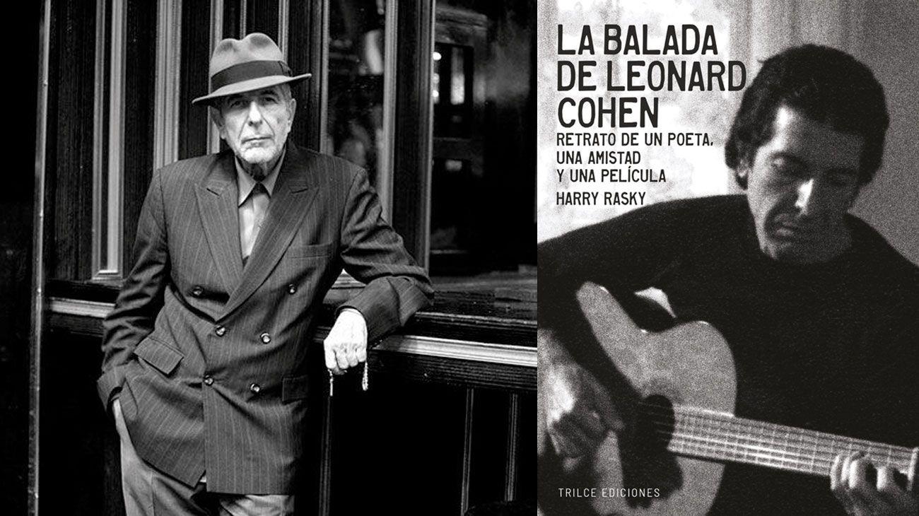 Leonard Cohen. La balada de Leonard Cohen (Trilce Ediciones)