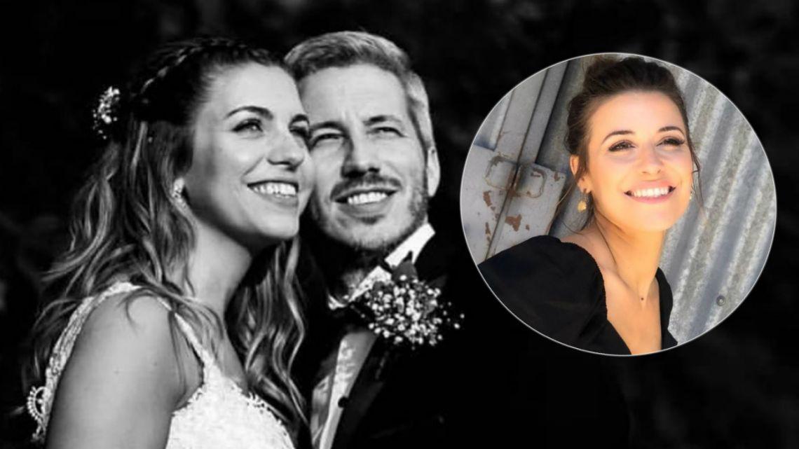 Lapidaron a Mariana Brey por su anuncio en la boda de Maite Peñoñori
