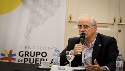 Jorge Taiana.