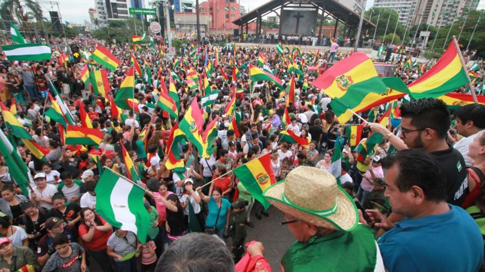 bolivia renuncia morales