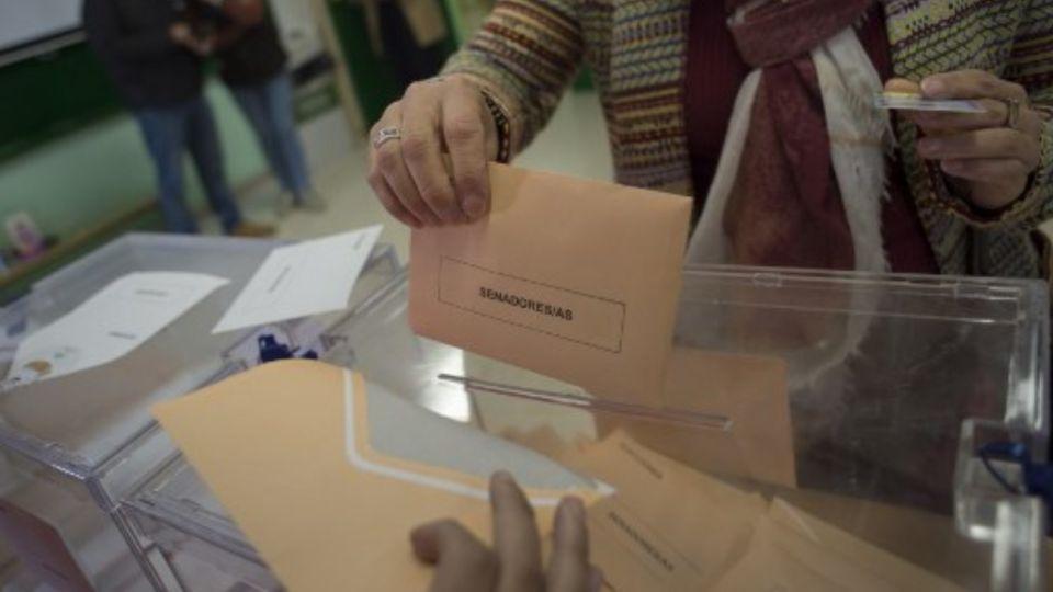 Elecciones en España.