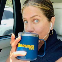 La foto de Jennifer Aniston sin maquillaje que es furor en las redes