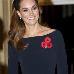 Meghan Markle y Kate Middleton duelo de looks del Remembrance Day