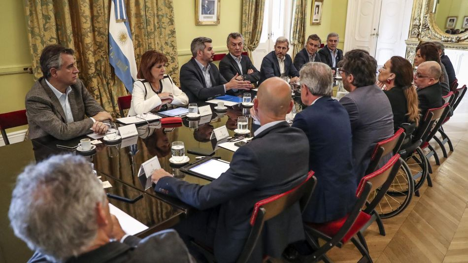 Reunión de Gabinete hoy 20191111
