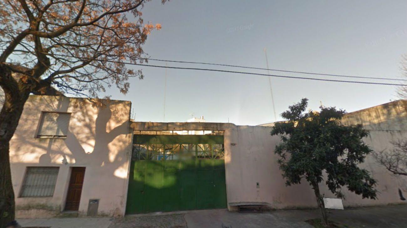 Anchoris 320, la dirección donde fue asesinado el empresario.