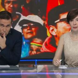 Cristina Perez y Rodolfo Barili