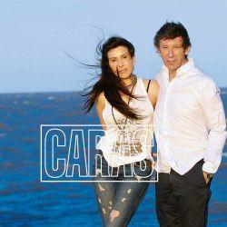 El romance del año Gustavo Posse y la cantante, Coral Campopiano