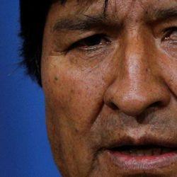 Evo Morales | Foto:AP