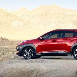 El Hyundai Kona se posiciona como un referente en su segmento.  | Foto:cedoc