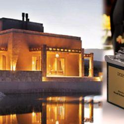 El restaurante deRosell Boher Lodgeel mejor restaurante de bodega a nivel mundial