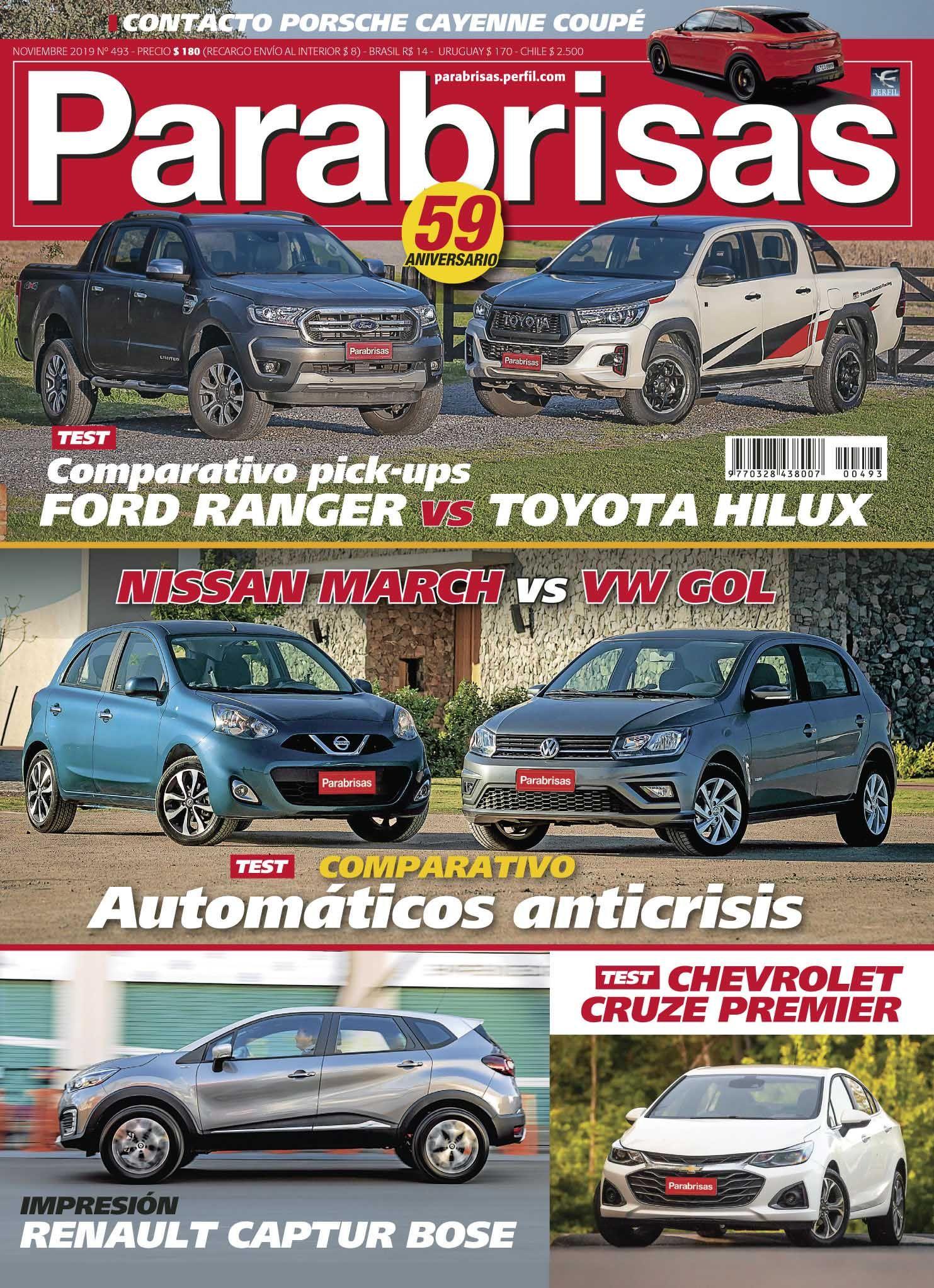 Revista Parabrisas nº 439 - Noviembre 2019
