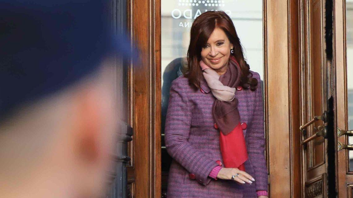 Cristina Fernández de Kirchner | Foto:Cedoc