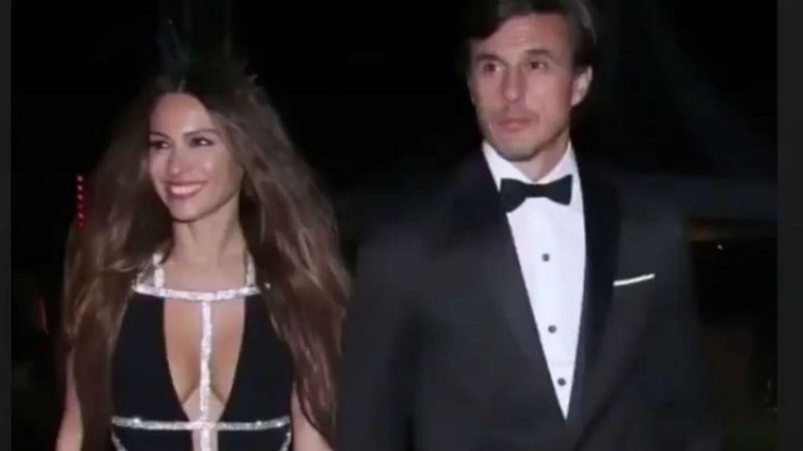 Pampita compartió su emoción a días de su boda