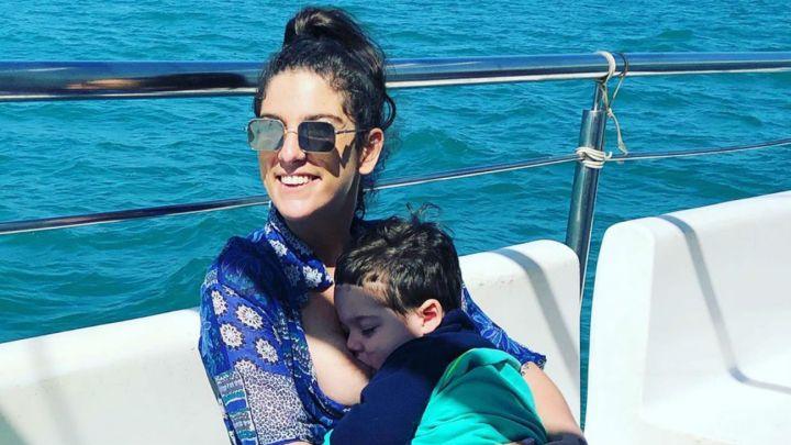 Juana Repetto tomó una importante decisión que involucra a su hijo