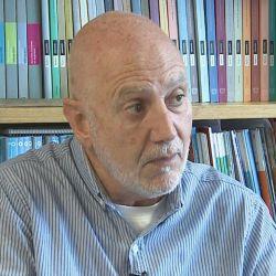 Agustín Salvia,  director del Observatorio de la Deuda Social de la UCA | Foto:Cedoc