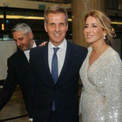 Martín Redrado se mostró con su novia tras los rumores de una vuelta con Luciana Salazar