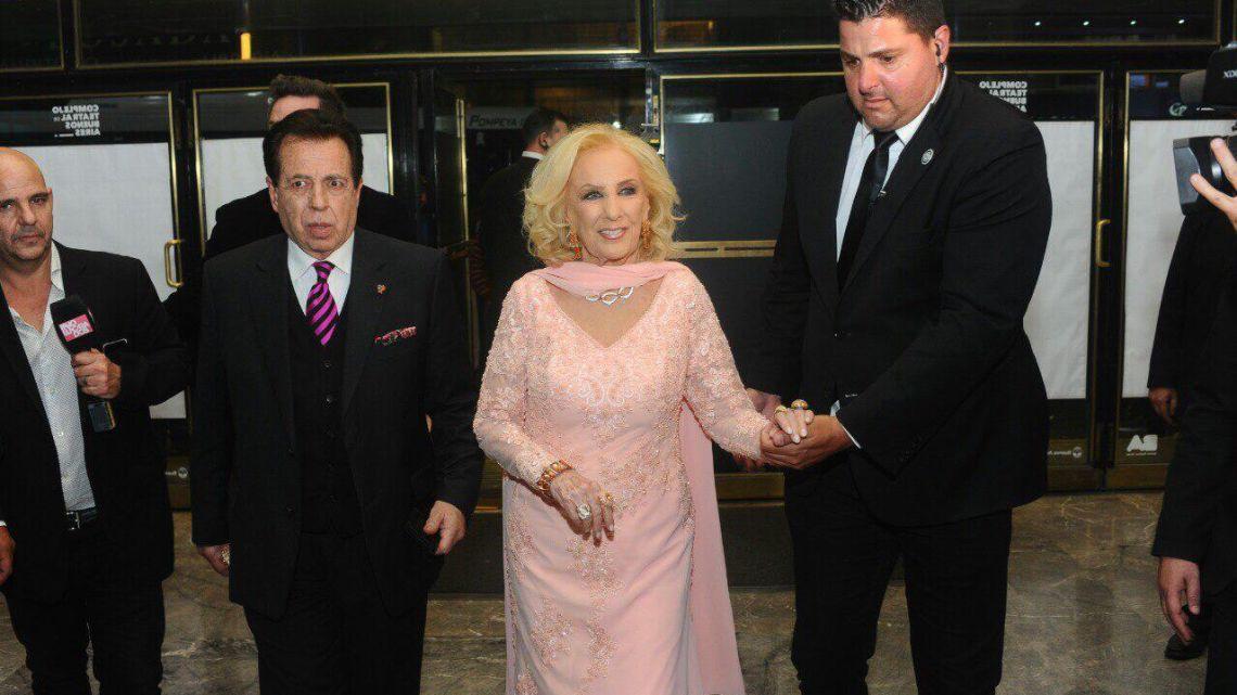 Las mejores fotos de la gala de la Fundación Amigos del Teatro San Martín