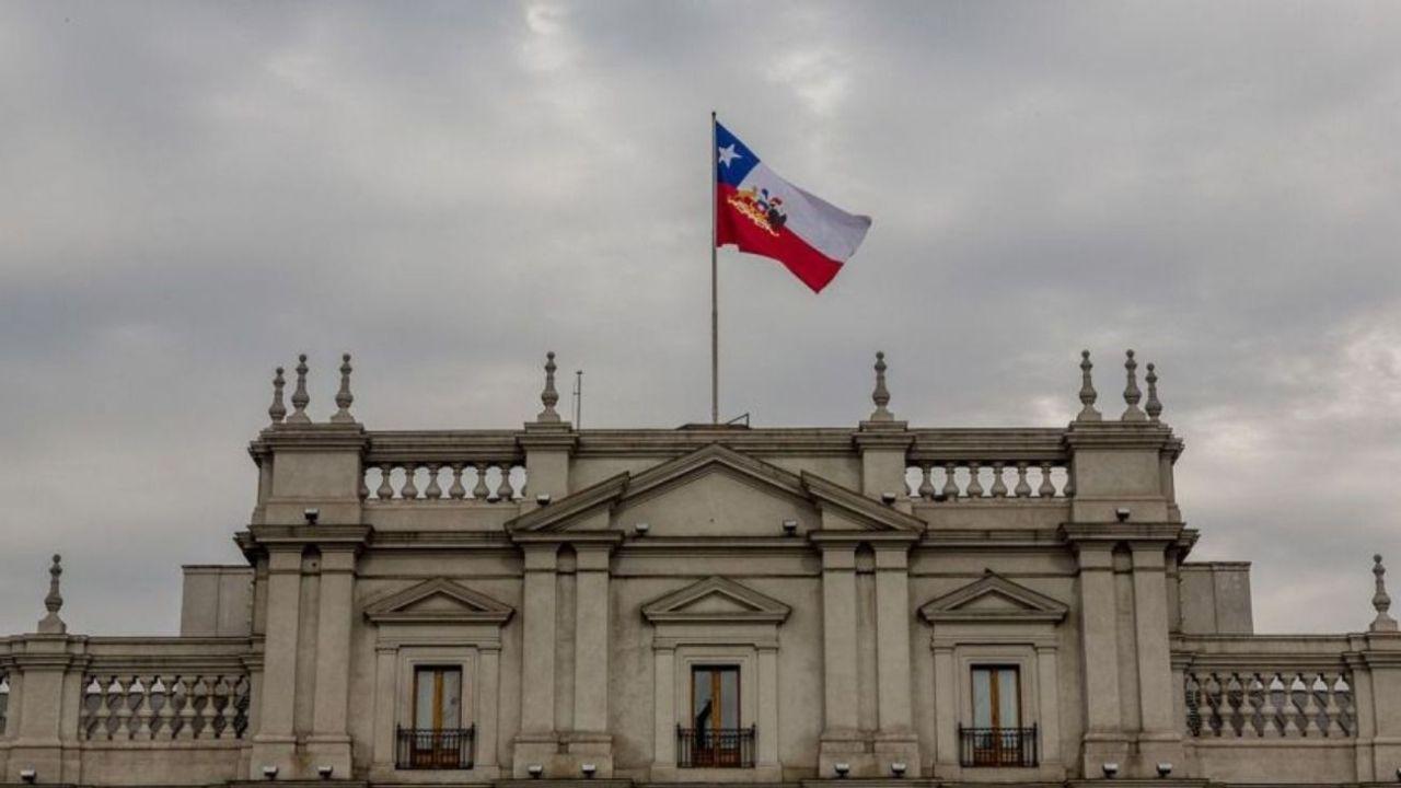 Palacio de La Moneda | Foto:Cedoc