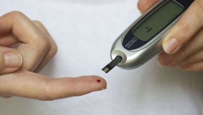 Lo más frecuente es que la diabetes se presente de forma asintomática.