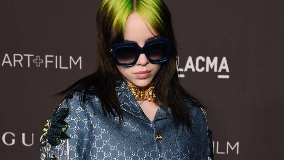 """Billie Eilish, la """"chica mala del pop"""" habló por las redes del síndrome de Tourette"""