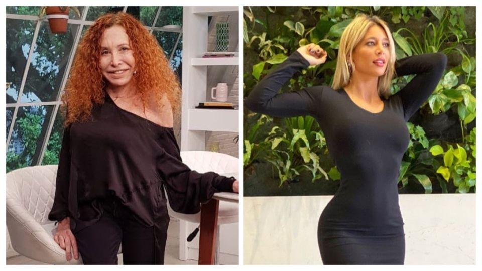"""Maureene Dinar destruyó a Sol Pérez: """"Siempre está amatambrada y es grasa"""""""