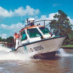 Conocer los canales de los destacamentos de las zonas de navegación acortará los tiempos de auxilio y rescate en caso de necesidad.