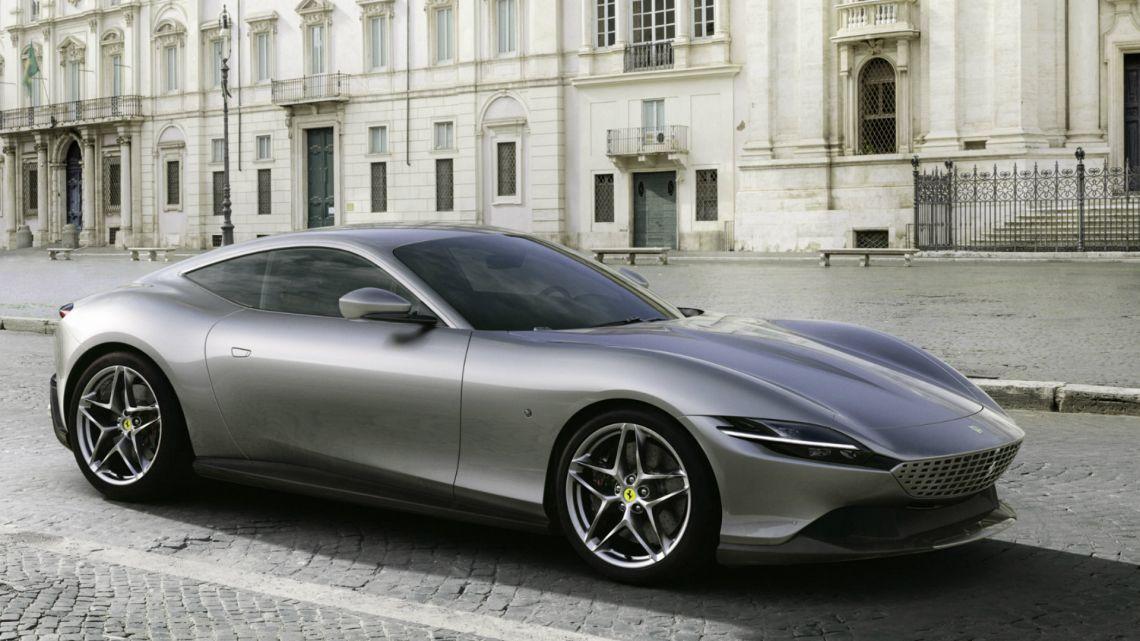 Ferrari revive la
