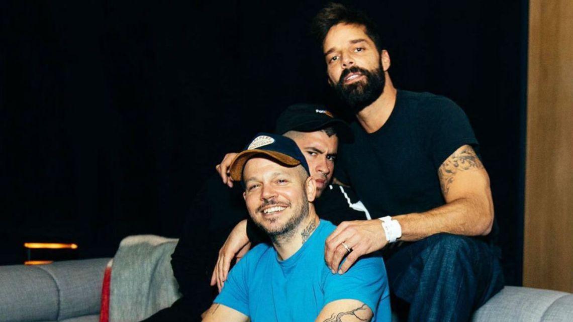 Ricky Martin, Residente, Bad Bunny