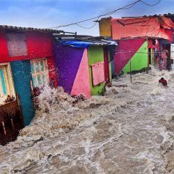 . Dentro de 30 años, alrededor de 150 millones de personas se verán afectadas por las inundaciones.