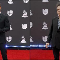 """El encuentro """"Cholulo"""" de Ricky Martin y Andrés Calamaro: """"Hace siglos que quiero darte un abrazo"""""""