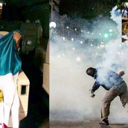 Morales en viaje a México. Manifestaciones y violencia en Bolivia   Foto:Dpa