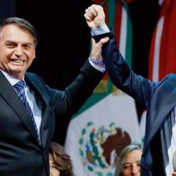 Jair Bolsonaro y Mauricio Macri | Foto:Dpa y Cedoc