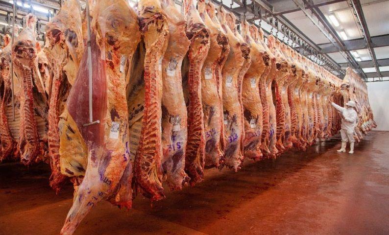 China es el principal comprador de carne vacuna argentina.