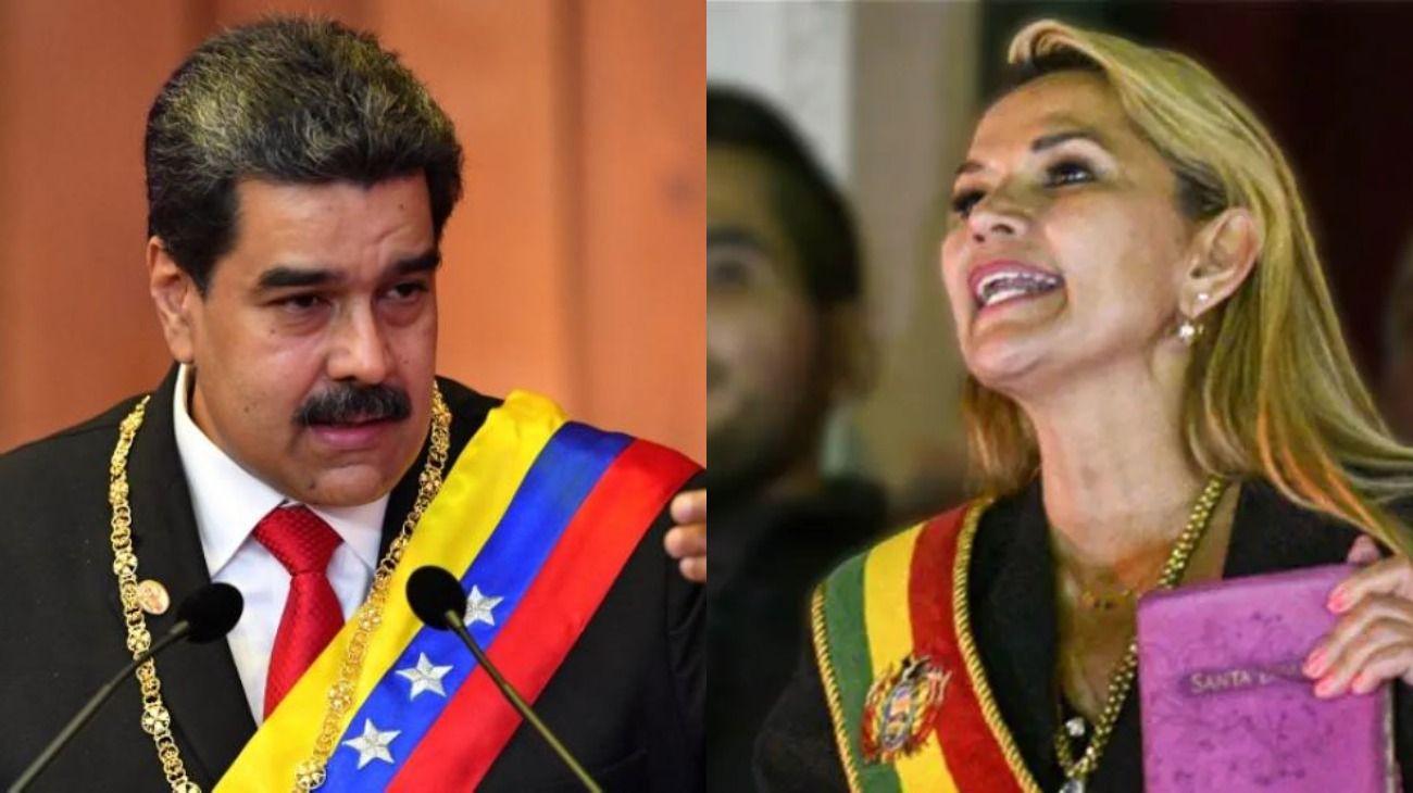 El gobierno interino de Bolivia decidió romper relaciones con Venezuela