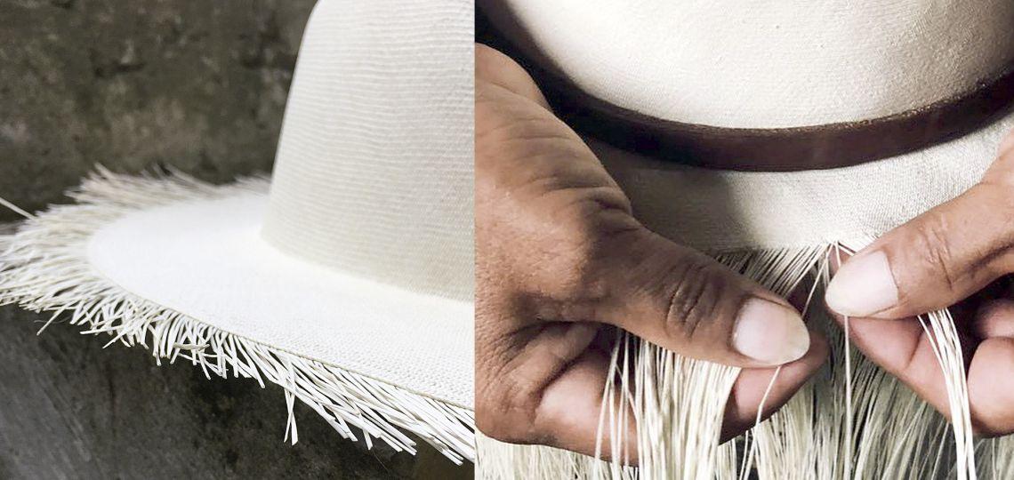 Descubrí cómo se realizan los sombreros Panamá