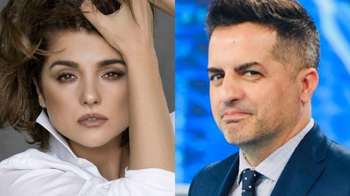 Araceli González acusó a Ángel de Brito de querer ensuciarla