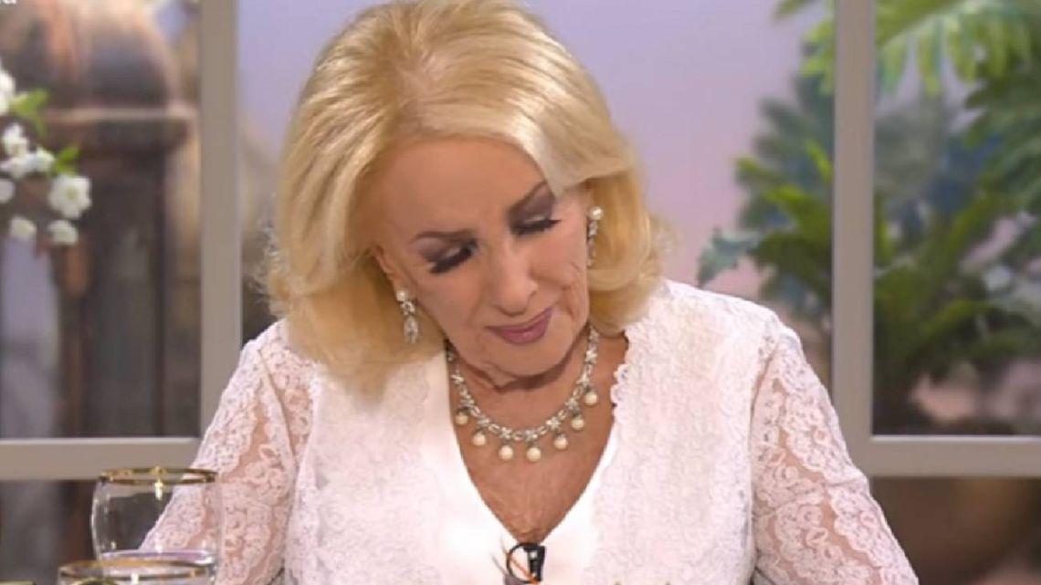 La angustia de Mirtha Legrand porque se quedó sin pantalla
